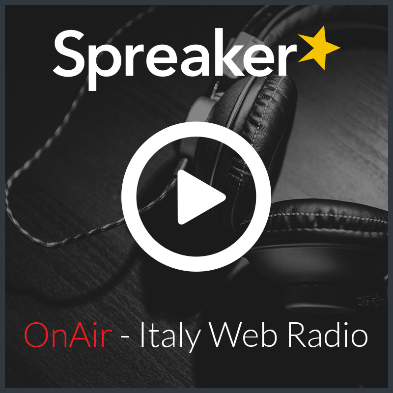 Italy Web Radio Onair su Spreaker