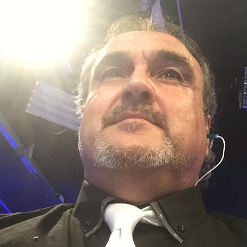 Max Marzilli - Italy Web Radio