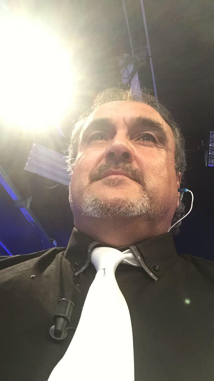 Max Marzilli Spaeker - Italy Web Radio