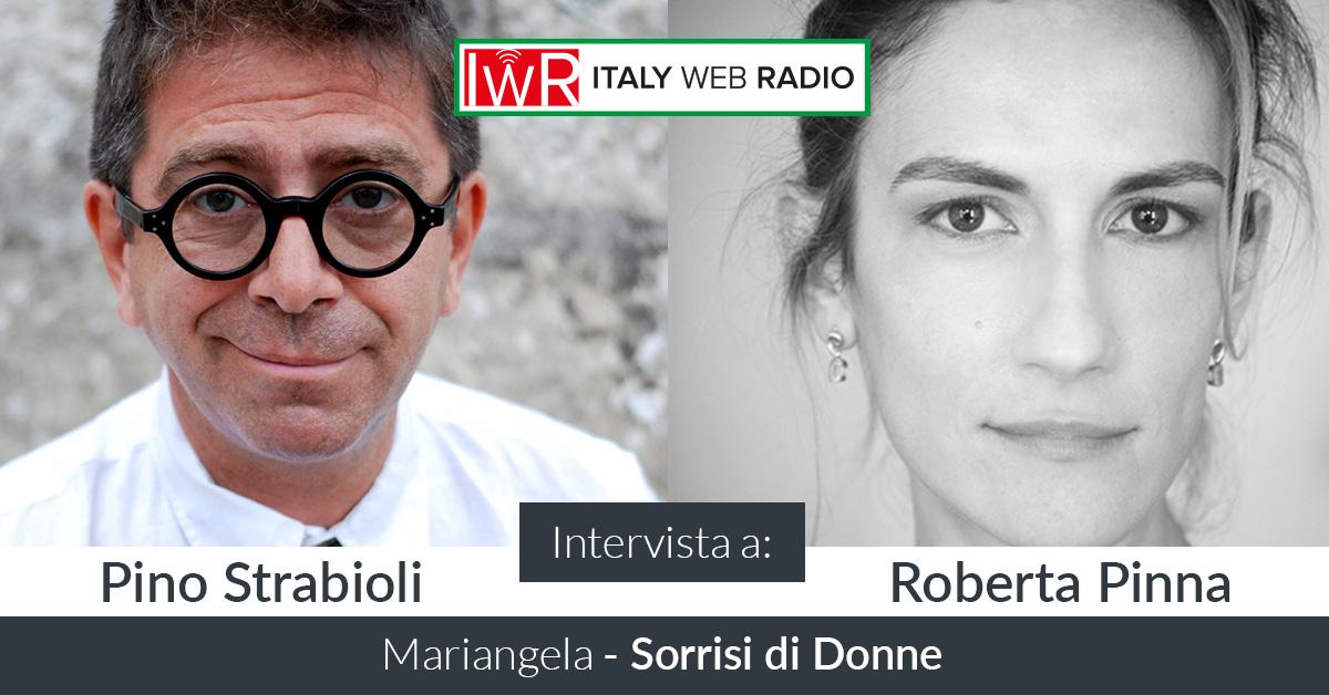 Intervista Pino Strabioli e Roberta Pinna