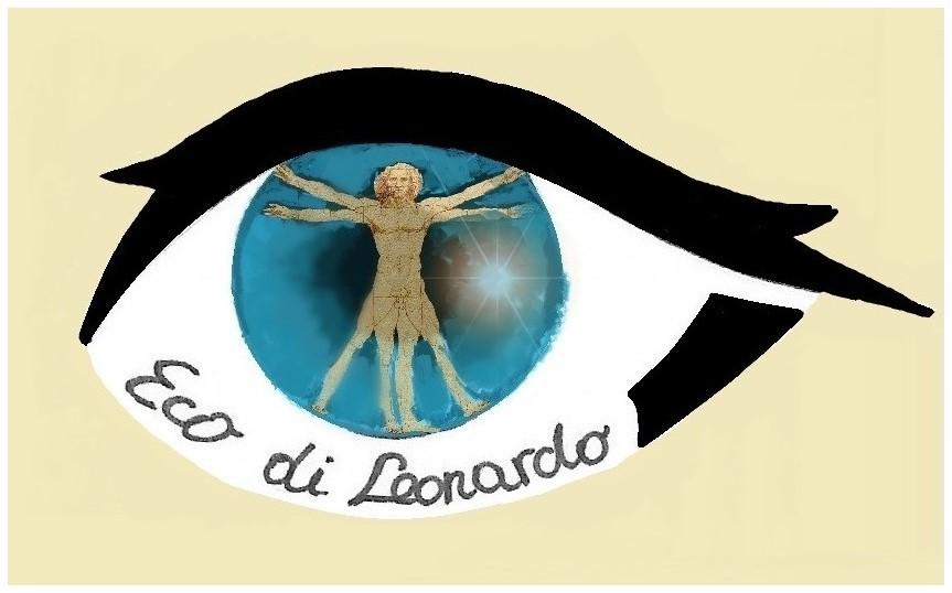 madrina della presentazione del giornale online l'Eco di Leonardo