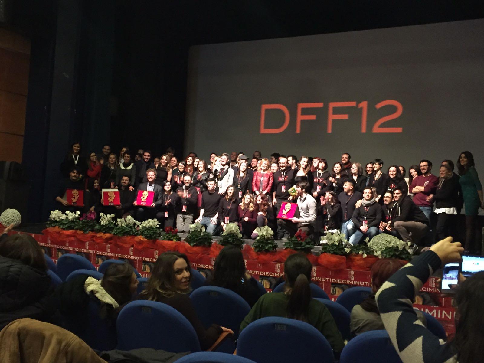 Serata Finale del DFF12