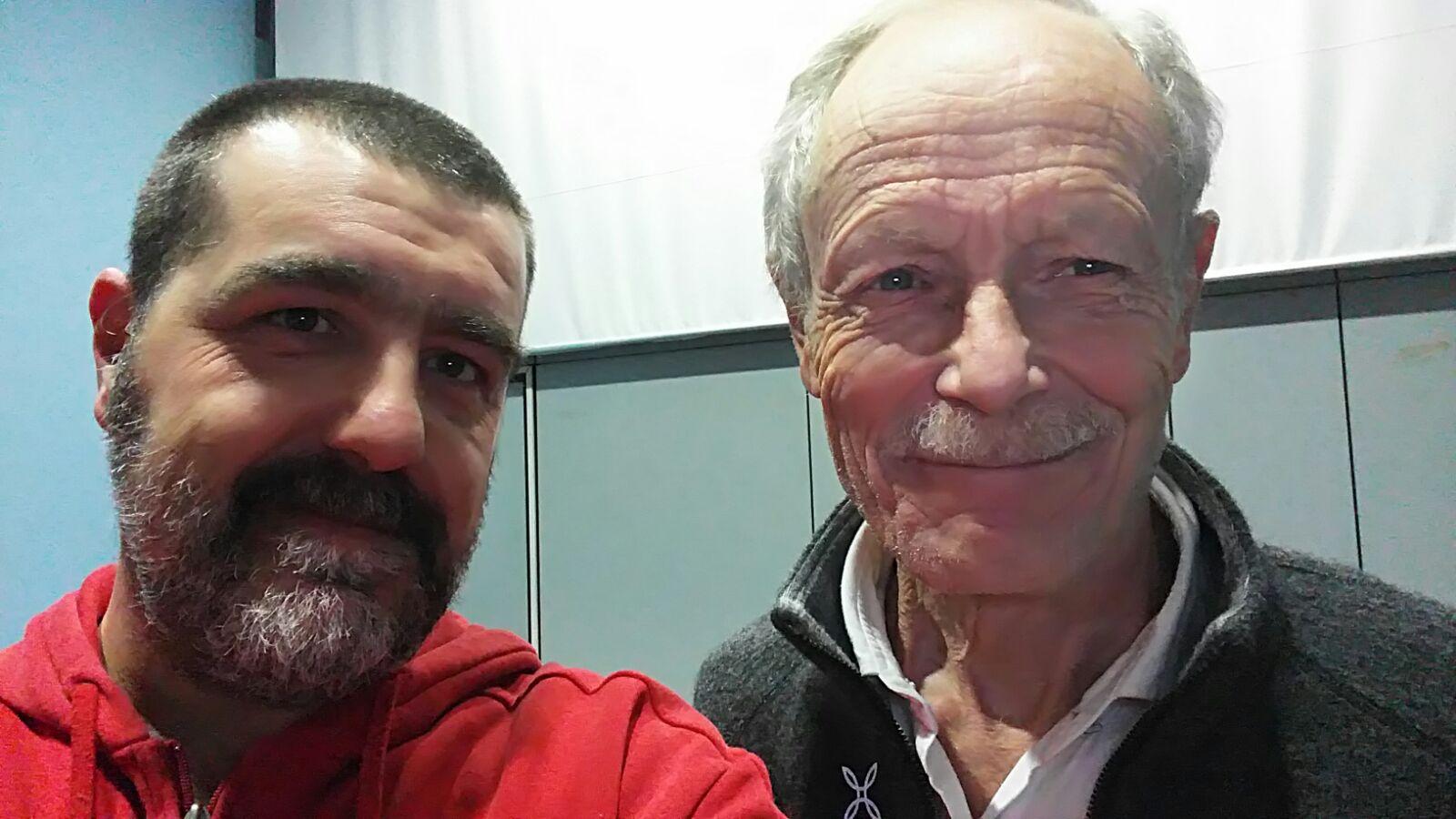 Italy Web Radio incontra Erri De Luca