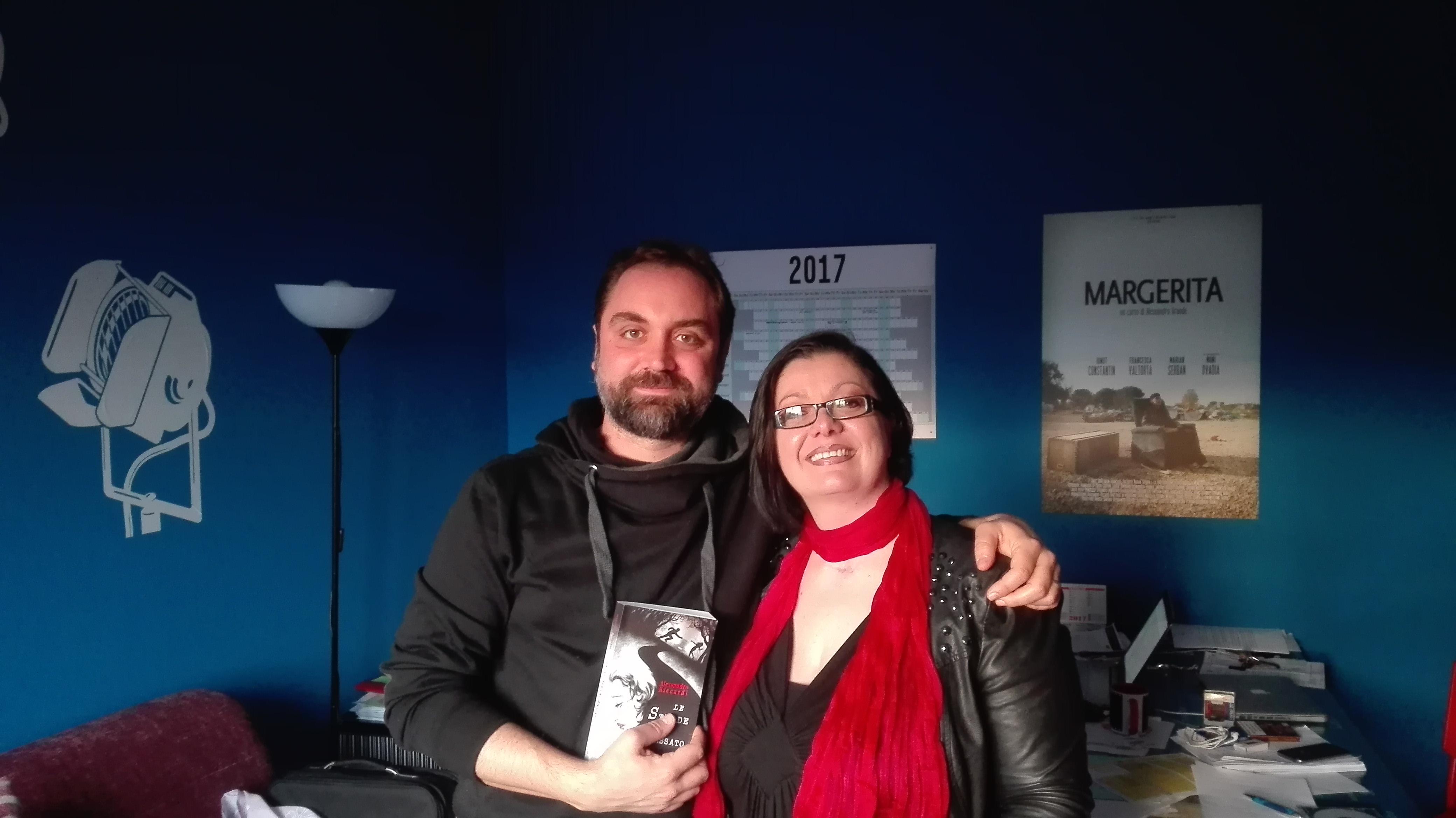 Alessandro Riccardi ai microfoni di Italy Web Radio