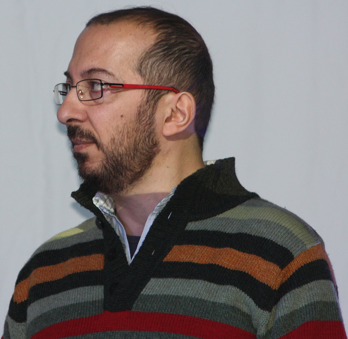 Max Marzilli intervista Fabrizio Mazzotta