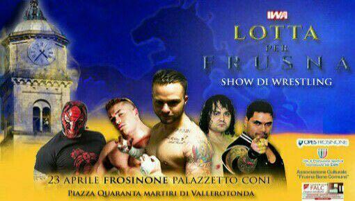 Il grande wrestling su Italy Web Radio