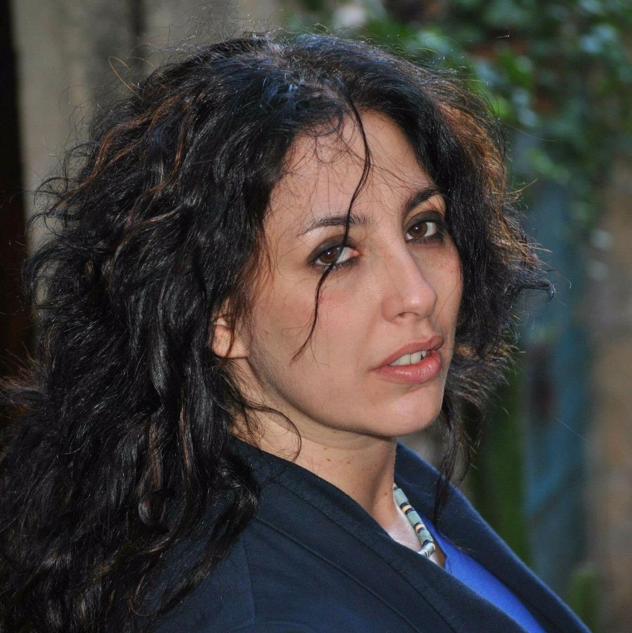 Sara Silvestri ai microfoni di Max Marzilli