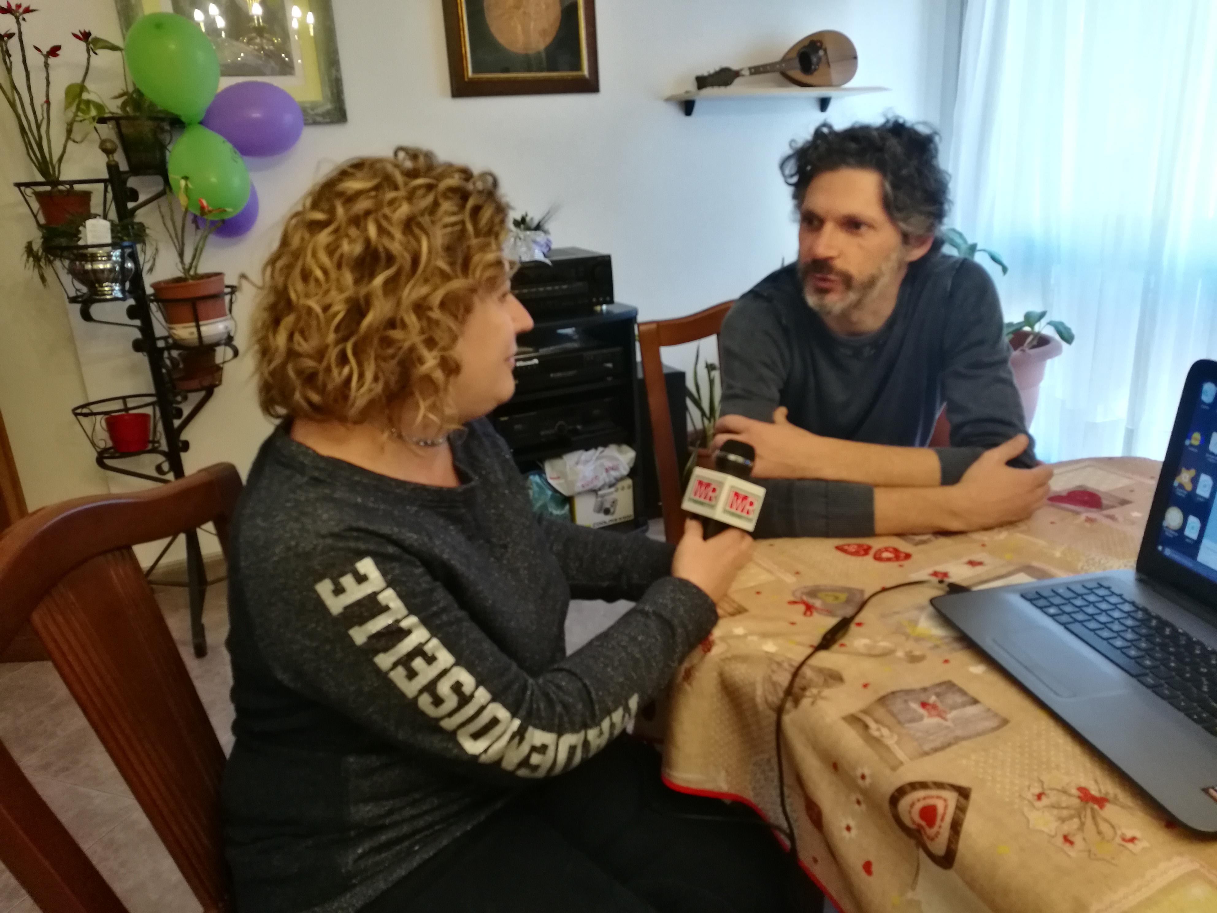 Luca Mauceri ospite a Italy Web Radio