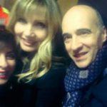 Claudio e Diana intervistano Lorella Cuccarini per Italy Web Radio