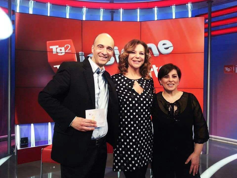 Claudio e Diana intervistano Marzia Roncacci