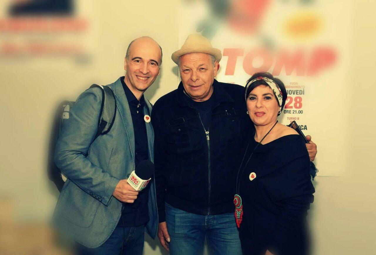 Claudio e Diana intervistano Enzo Gragnaniello