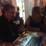 Italy Web Radio a Ponza per le Gare delle Bancarelle