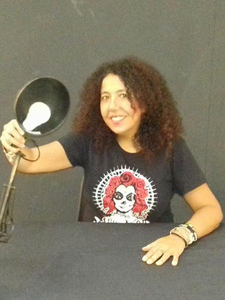 Paola Morittu - Italy Web Radio